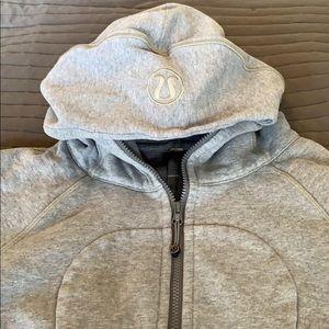Lululemon Women's Scuba Zip Up Hoodie